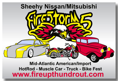 Firestorm Dash Plaque